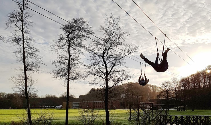 Vingsted timeout - zipline 5
