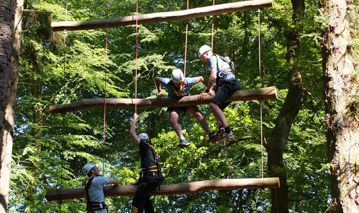 Vingsted timeout - Adrenalin High Adventure