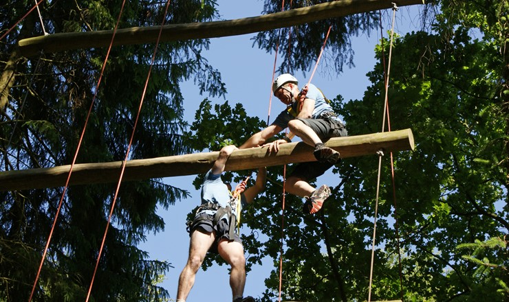 Vingsted timeout - Adrenalin High Adventure 2